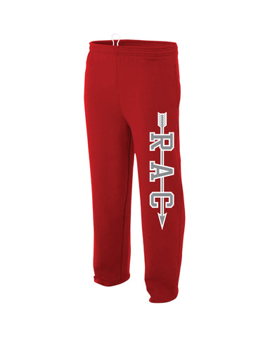 REQUIRED ITEM Red Arrow Camp Performance Sweatpants|80007|80008|80009|80010|80011|80012|80013
