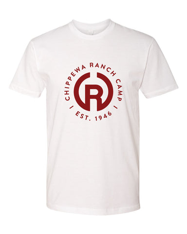 REQUIRED: Chippewa Ranch Camp Logo Tee