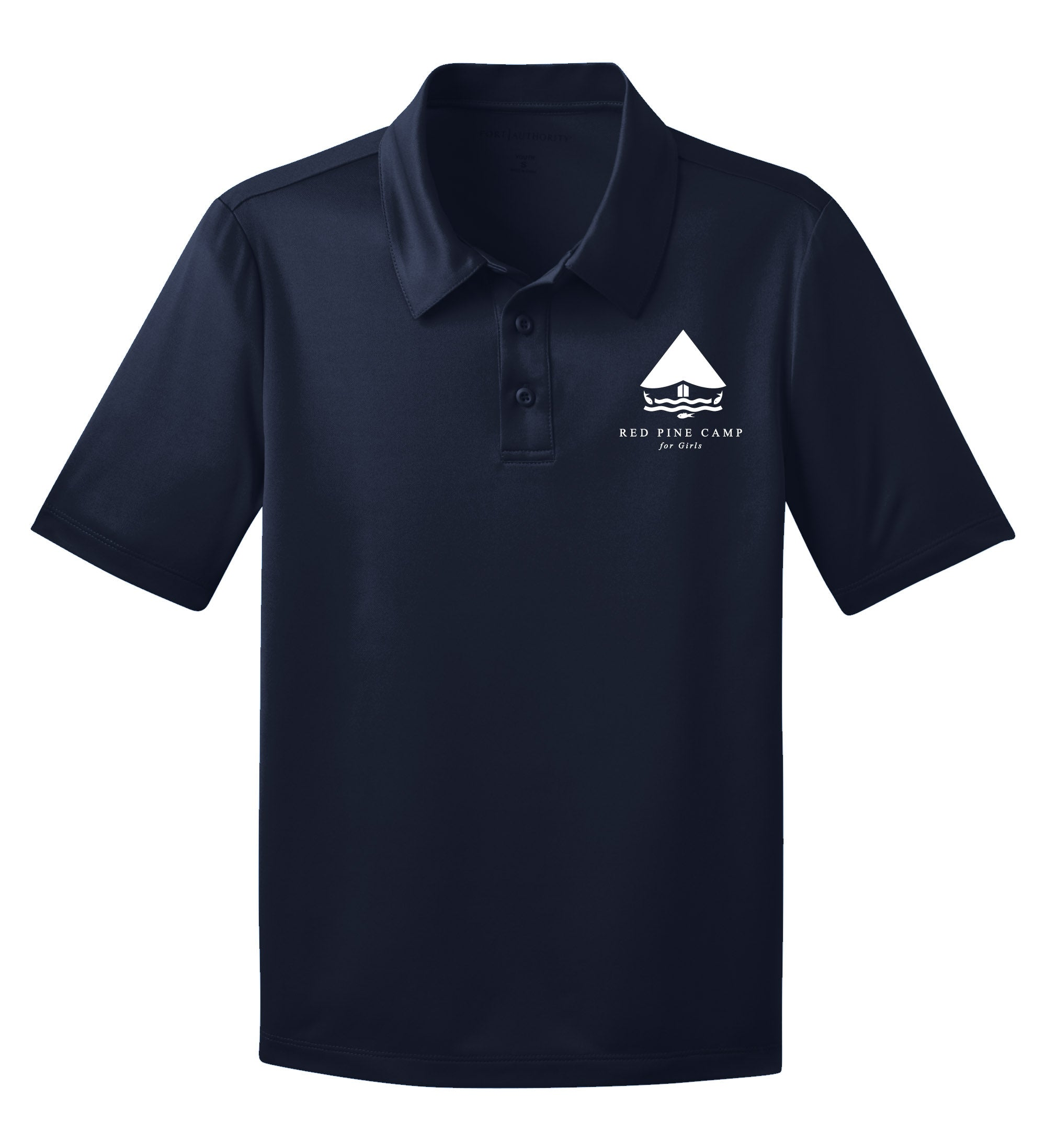Red Pine Performance Polo