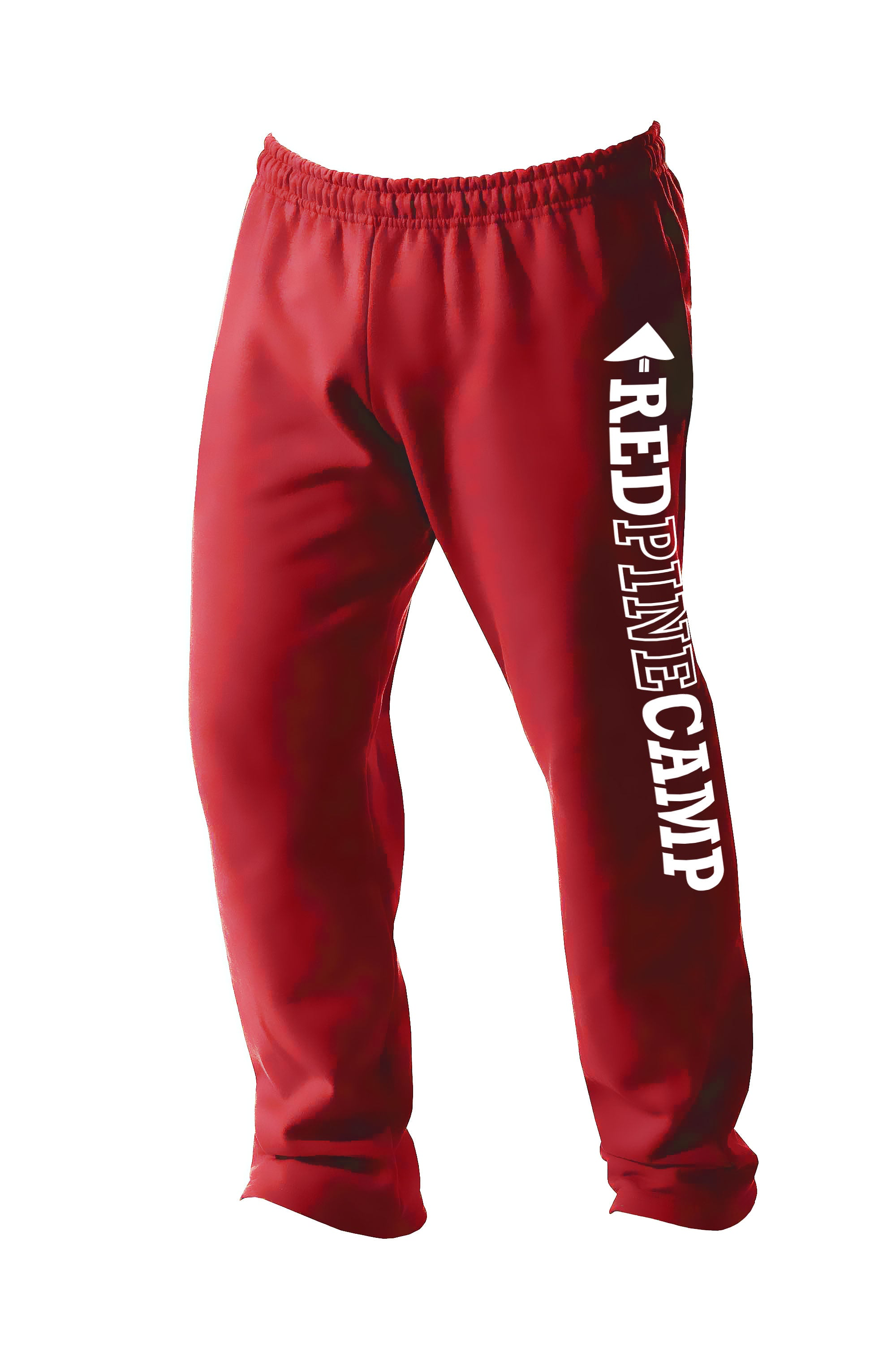 Red Pine Camp Open Bottom Sweatpants