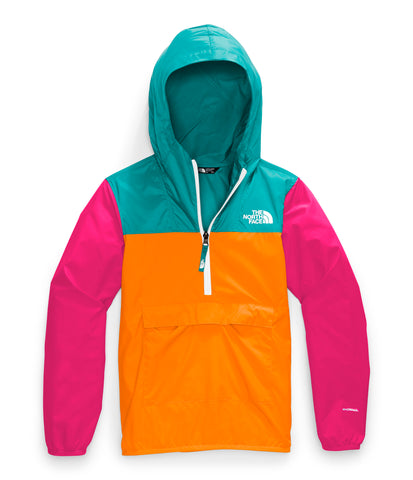 The North Face Youth Fanorak Jacket|NF0A4ATBECLYS|NF0A4ATBECLYM|NF0A4ATBECLYL|NF0A4ATBECLYXL