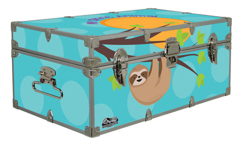 Designer Trunk - Sloth - 32x18x13.5""