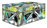 Designer Trunk - Graffiti- 32x18x13.5""