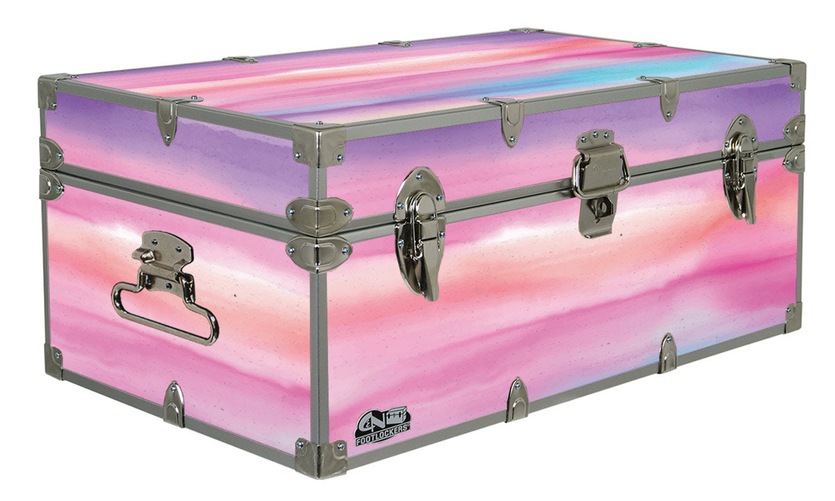 Designer Trunk - Sunset - 32x18x13.5""