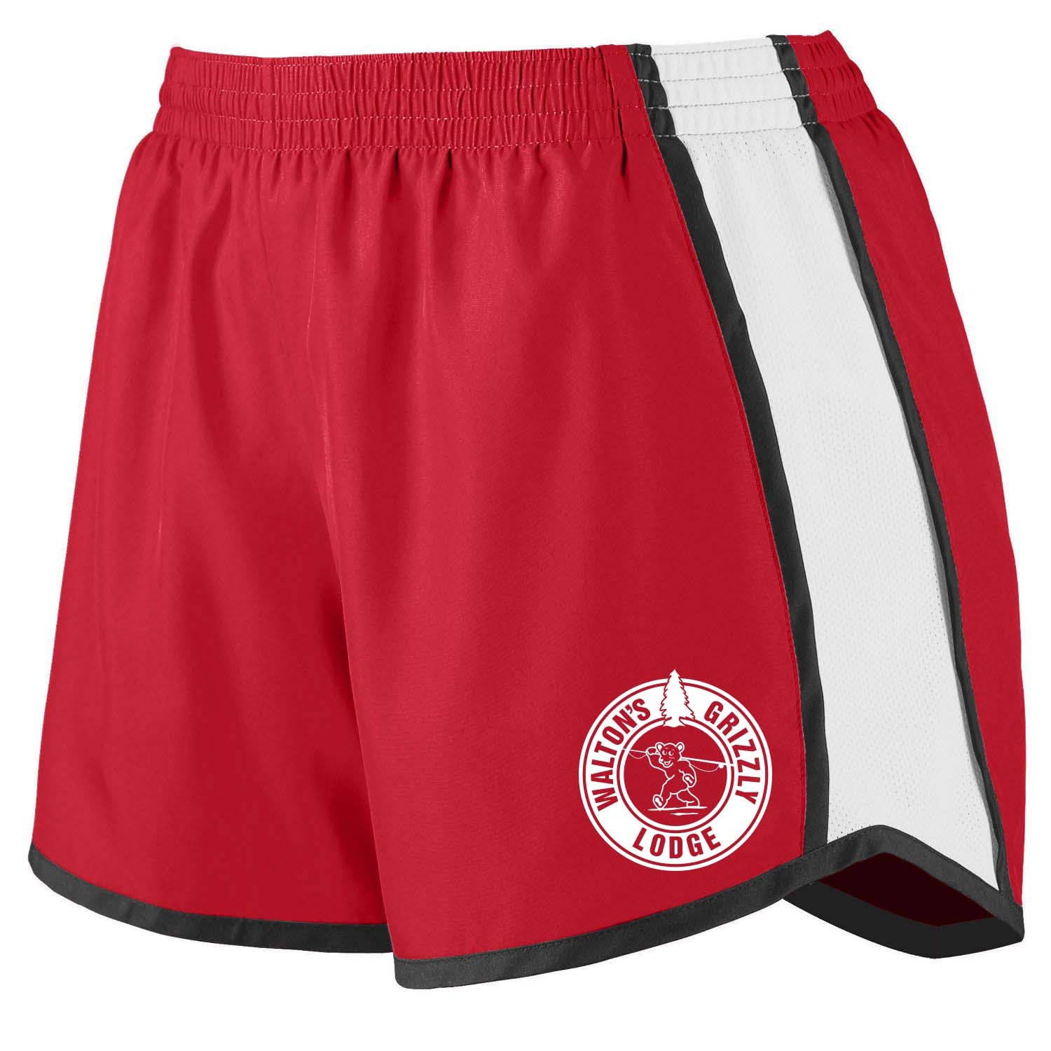 Walton's Grizzly Lodge Running Shorts