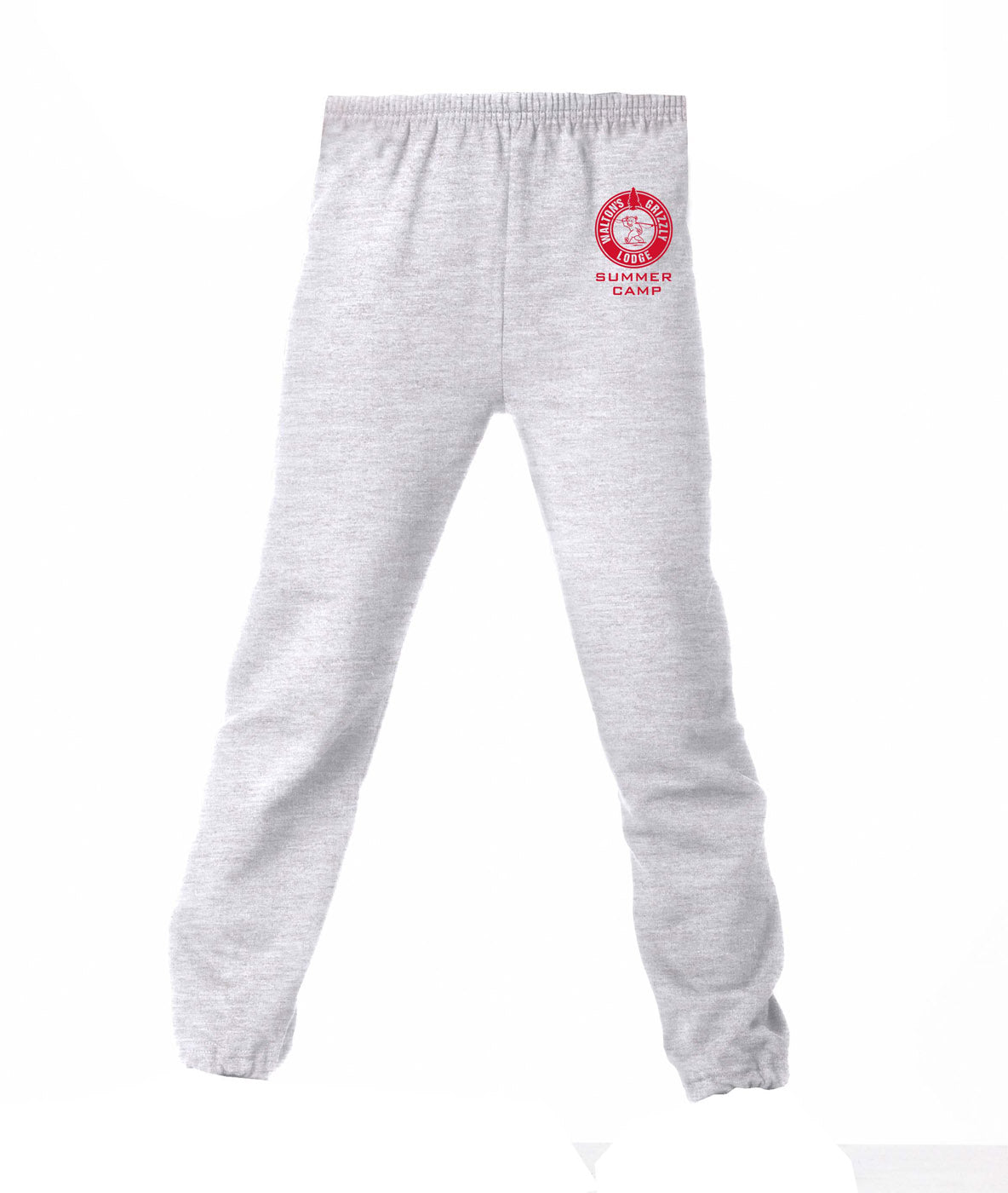 Walton's Grizzly Lodge Cinch Bottom Sweatpants