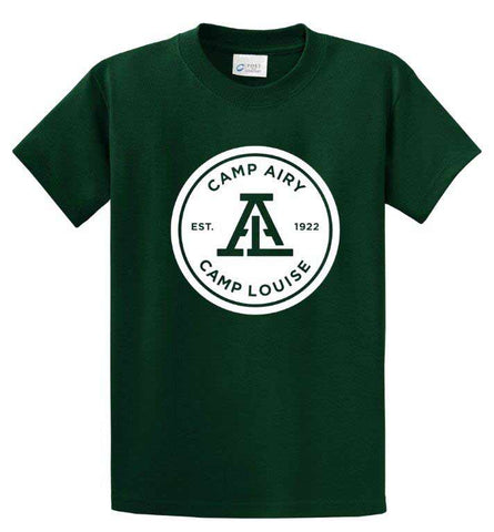 Camps Airy & Louise Logo Tee|7946|7947|7948|7949|7950|7951|7952
