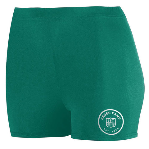 Beber Camp Spandex Shorts