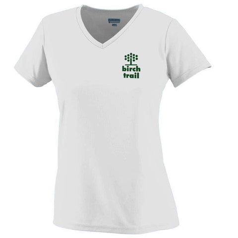 Birch Trail Girls-Cut Performance V-Neck
