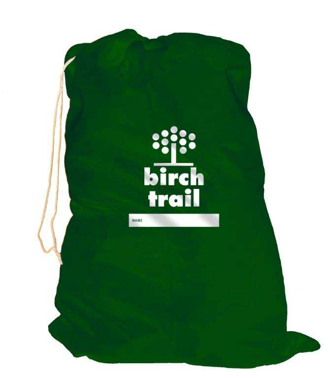 Birch Trail Camp Laundry Bag
