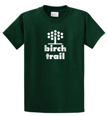 Birch Trail Camp Logo Tee