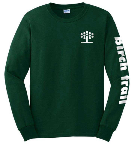 Birch Trail Camp Long Sleeve Tee