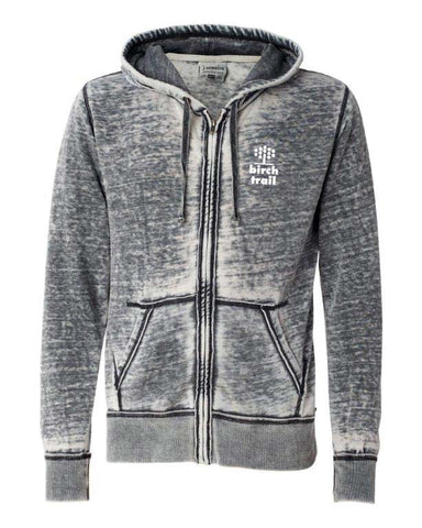 Birch Trail Camp Zen Zip Hoodie
