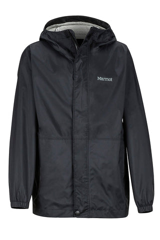 Boys' PreCip Eco Jacket|41000-001-S|41000-001-M|41000-001-L|41000-001-XL