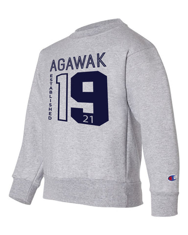 Camp Agawak Champion Crewneck Sweatshirt