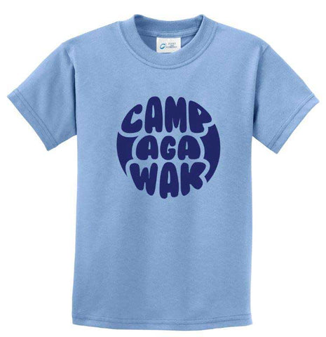 Camp Agawak Fisheye Tee