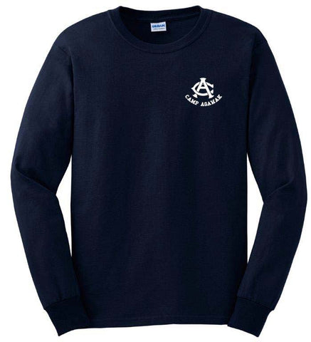 Camp Agawak Long Sleeve Tee