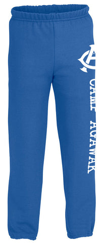 Camp Agawak Cinch Bottom Sweatpants