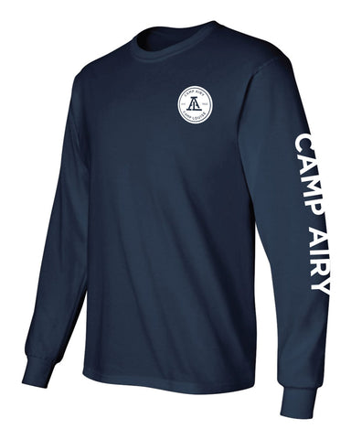 Camp Airy Long Sleeve Tee