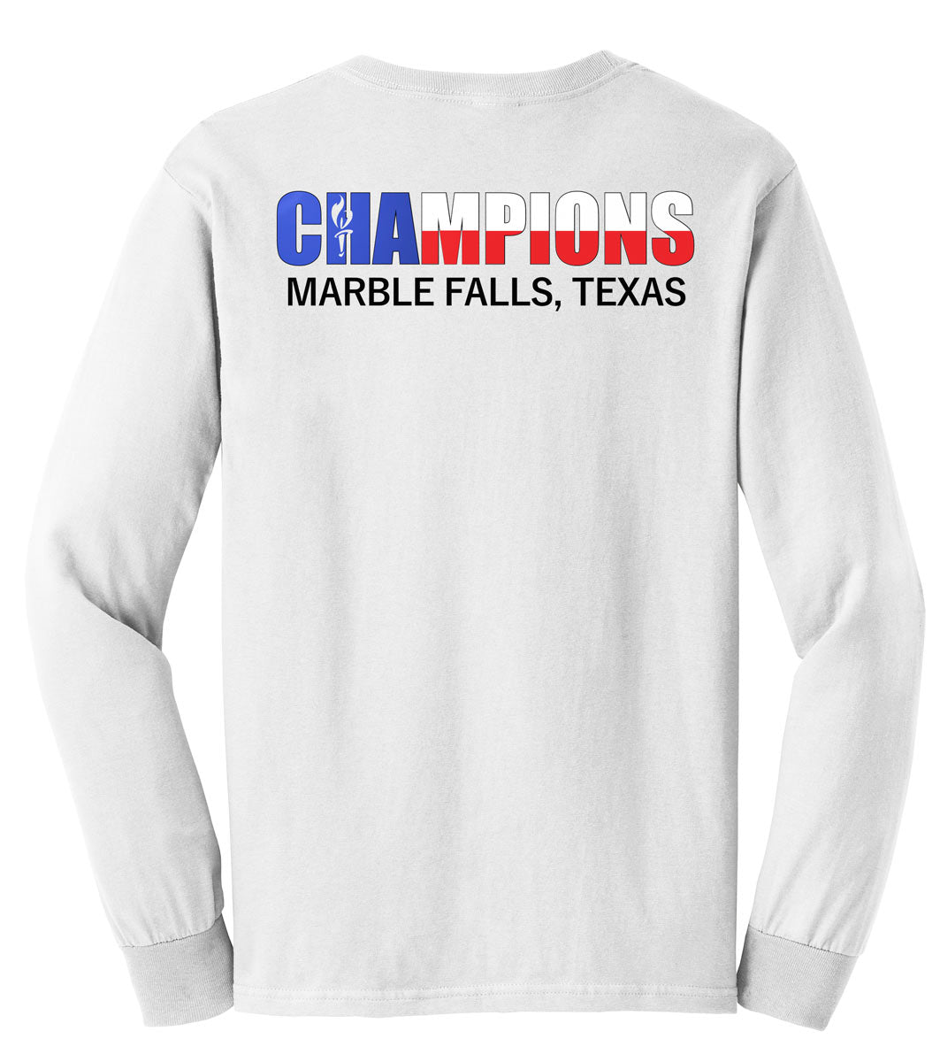 Camp Champions Long Sleeve Tee