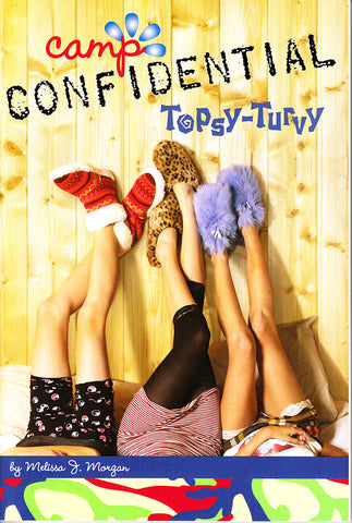 Camp Confidential #24 - Topsy-Turvy