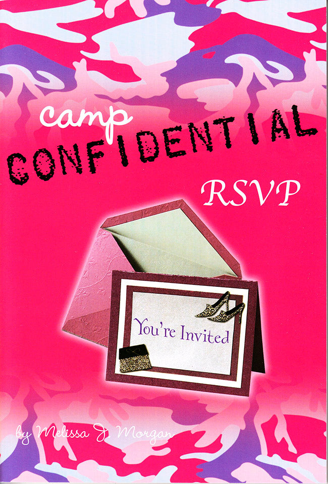 Camp Confidential series