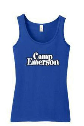 Official Emerson Girls-Cut Tank