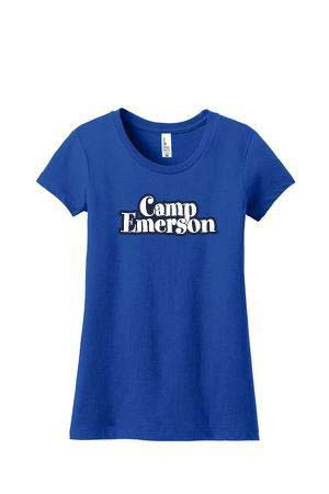 Official Emerson Girls-Cut Tee