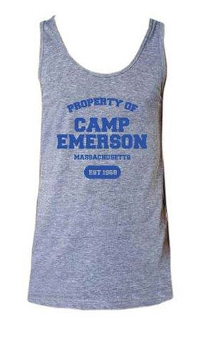 Property Of Camp Emerson Tank