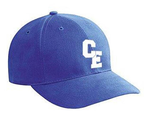 "Camp Emerson ""CE"" Royal Ball Cap"
