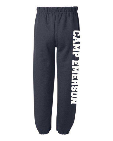 Camp Emerson Cinch Bottom Sweatpants