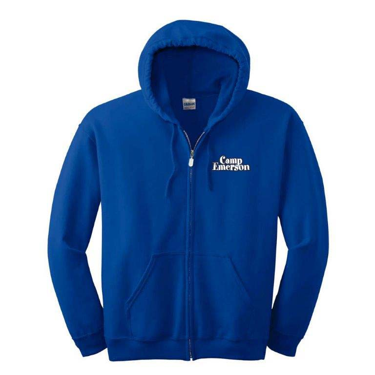 Camp Emerson Zip-Up Hoodie