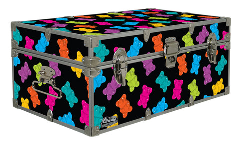 Designer Trunk - Gummy Bears - 32x18x13.5""