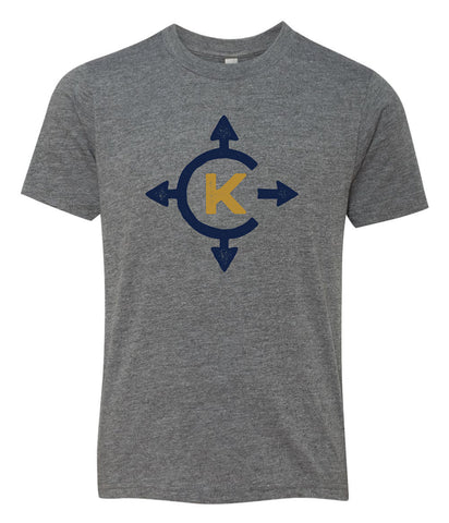 "Camp Kawaga ""Be Kawaga"" Tri-Blend Required Tee"