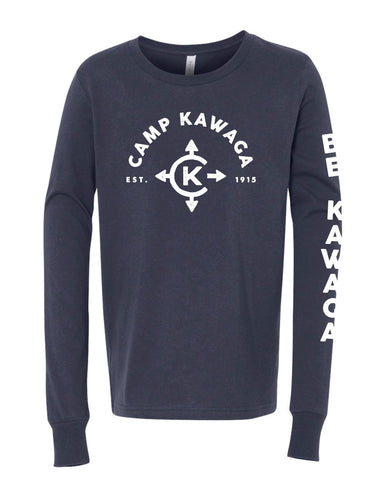Camp Kawaga Established Long Sleeve Tee