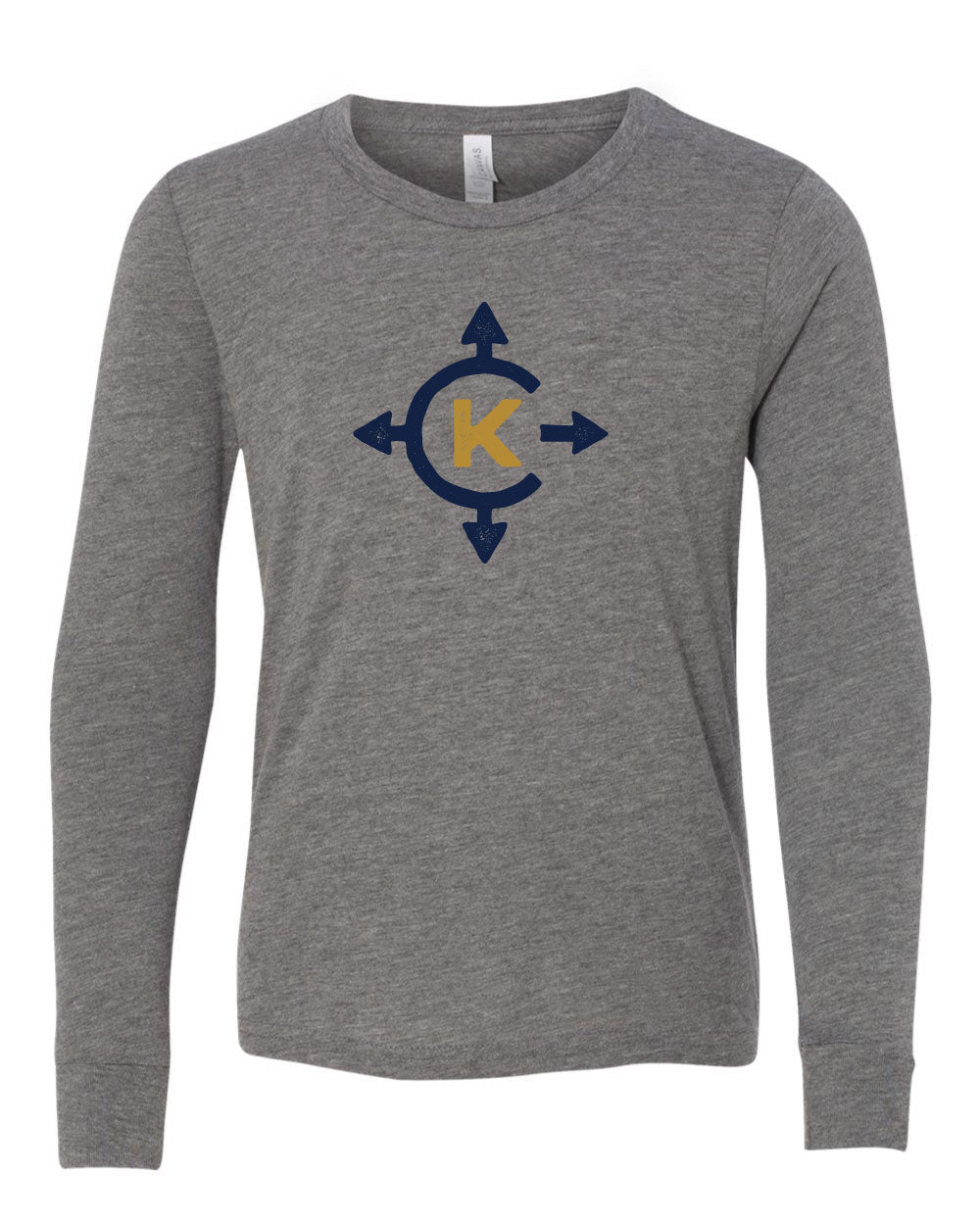 Camp Kawaga Long Sleeve Tee-Adult