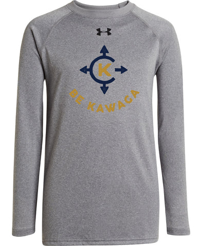 Camp Kawaga Under Armour Long Sleeve Tee