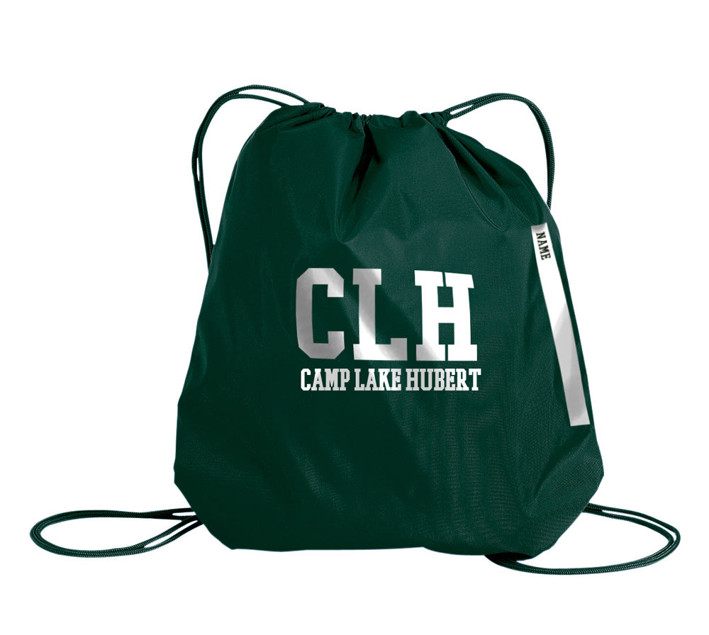 Camp Lake Hubert Cinch Sack