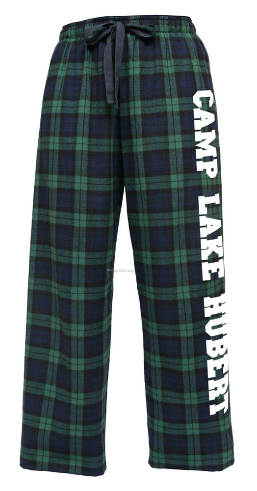 Camp Lake Hubert Flannel Pants