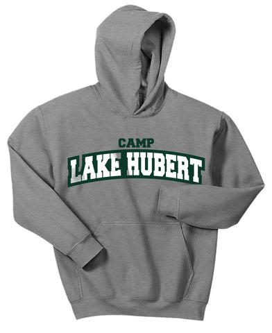 Camp Lake Hubert Applique Hoodie