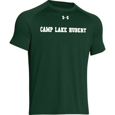 Camp Lake Hubert Mens Under Armour Tee