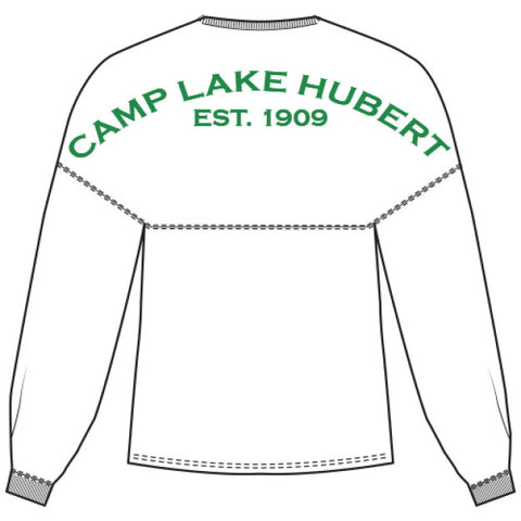 Camp Lake Hubert Spirit Jersey