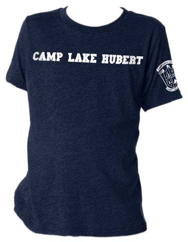 Camp Lake Hubert Tri-Blend Tee