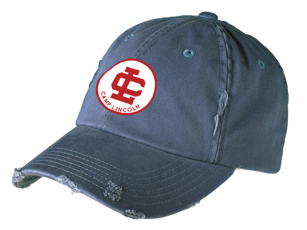 Camp Lincoln Baseball Cap 6c2323ff588