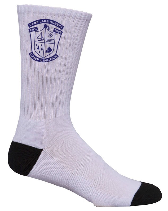 Camp Lake Hubert Socks