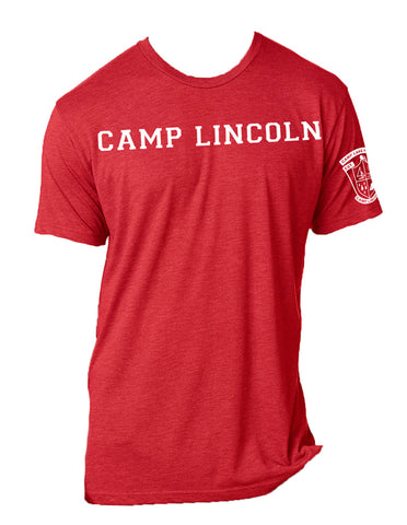 Camp Lincoln Tri-Blend Tee