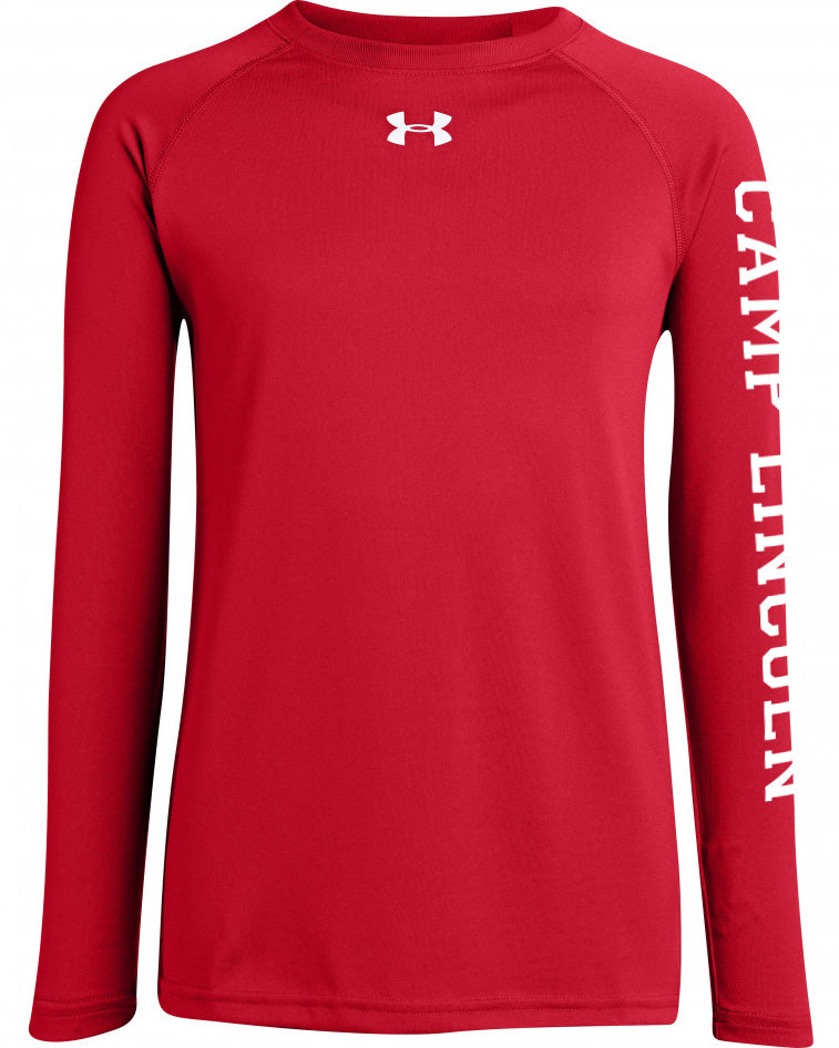 Camp Lincoln Under Armour Long Sleeve Tee