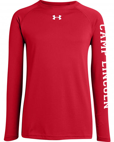 Camp Lincoln Under Armour Long Sleeve Tee|13741|13742|13743|13744|13745|13746|13747