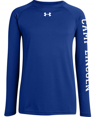 Camp Lincoln Under Armour Long Sleeve Tee|13727|13728|13729|13730|13731|13732|13733