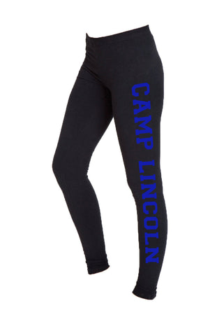 Camp Lincoln Womens Leggings